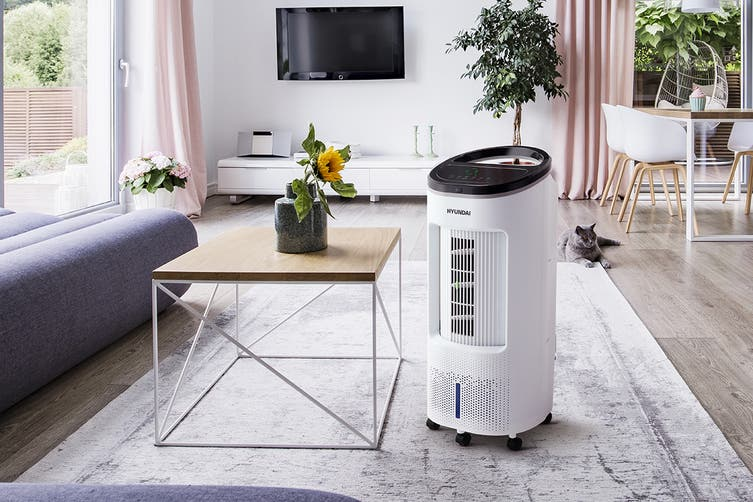 Hyundai Evaporative Cooler 7.5L (White)