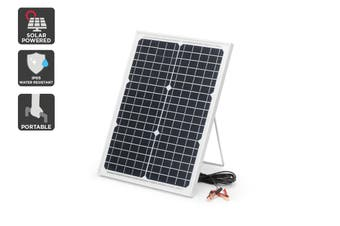 Komodo 20W 12V Portable Solar Trickle Battery Charger