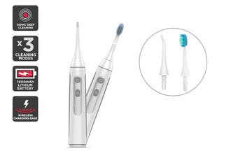 Kogan 2-in-1 Advance Clean Sonic Toothbrush & Water Flosser