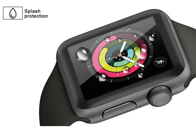 Tempered Glass Screen Protector for Apple Watch 40mm