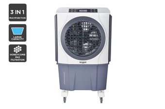 ​Kogan 60L 3-in-1 Commercial Evaporative Cooler