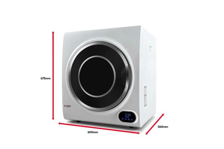 Kogan 6kg Vented Tumble Dryer