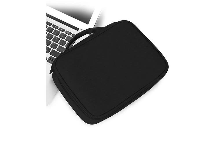 Cable and Accessory Pouch (Extra Large, Black)