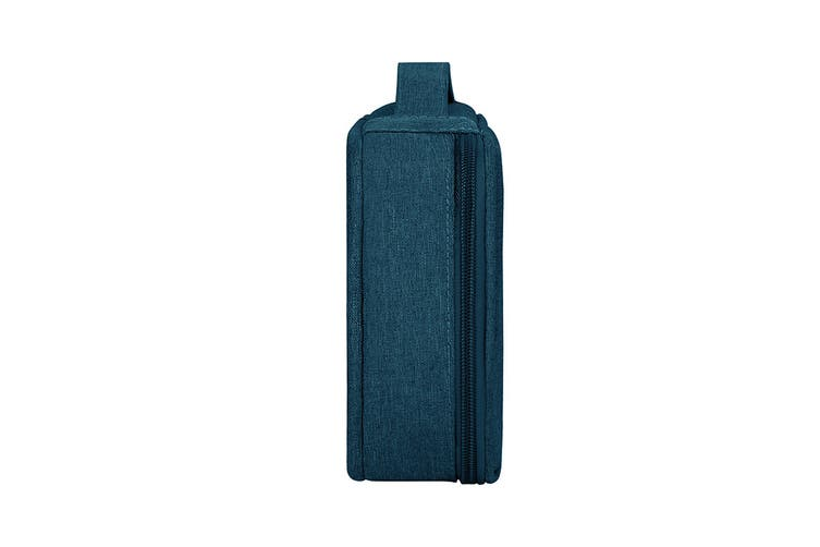 Cable and Accessory Pouch (Extra Large, Navy)