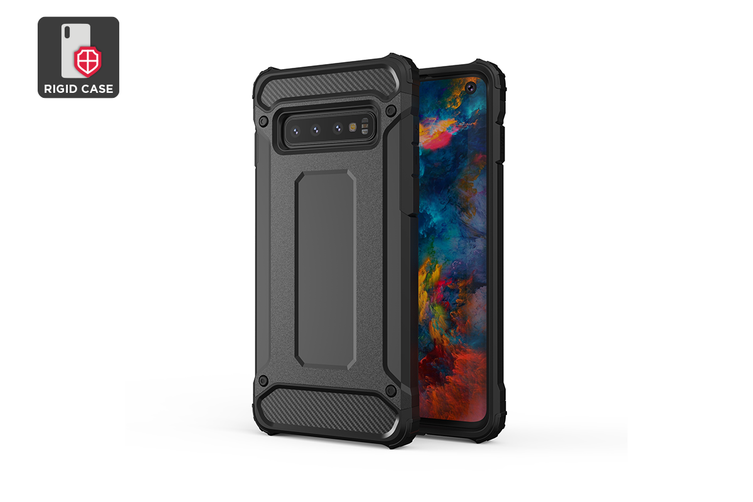 Samsung Galaxy S10 Shockproof Case (Black)