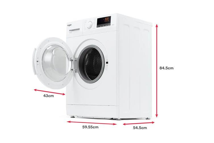Kogan 8kg Series 7 Front Load Washing Machine