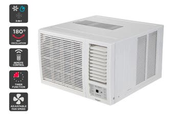 Kogan 1.6kW Window Wall Air Conditioner