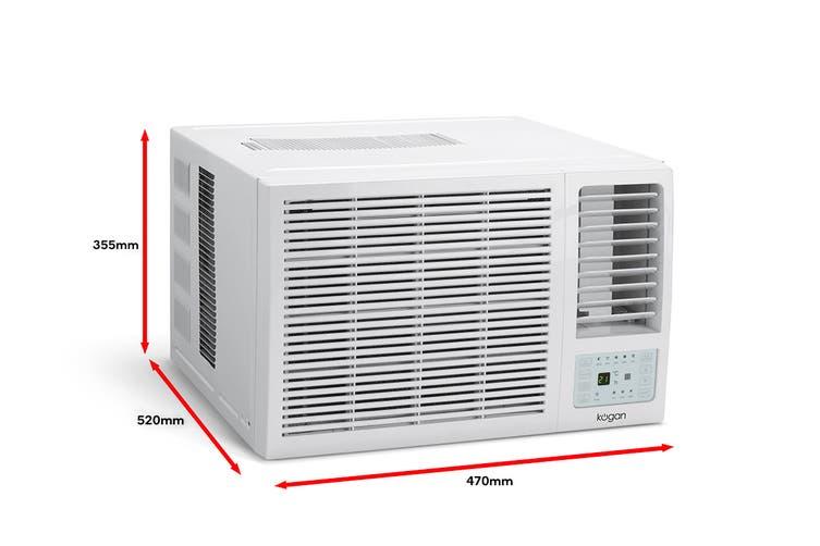 Kogan Window/Wall Air Conditioner (1.6kW)