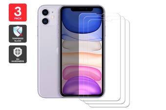 iPhone 11 Premium 9H Tempered Glass Screen Protector