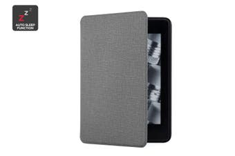 Smart Magnetic Case for Amazon Kindle Paperwhite (Grey)