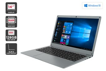 "Kogan Atlas 14.1"" N500 Laptop (8GB, 128GB SSD)"