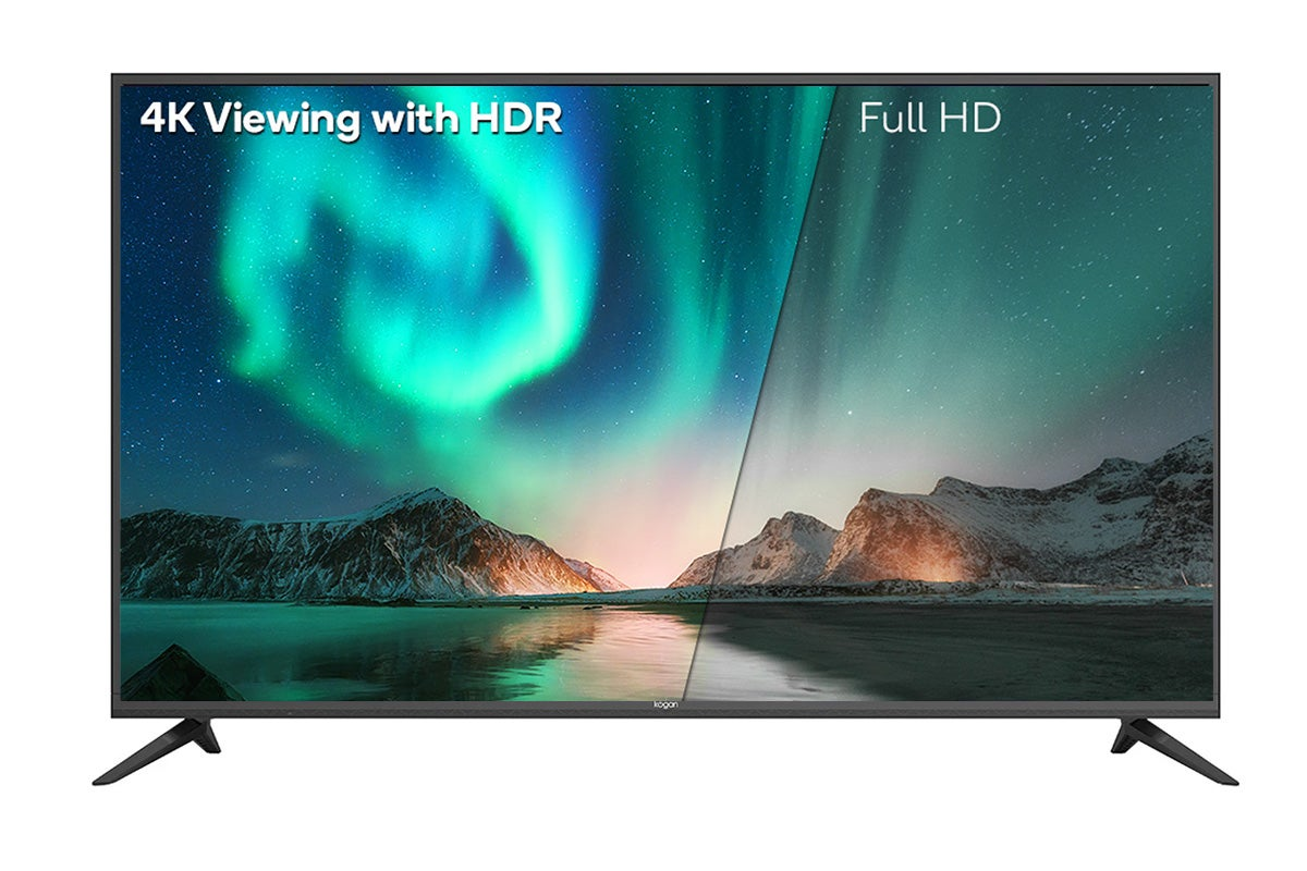 4K Viewing with HDR support
