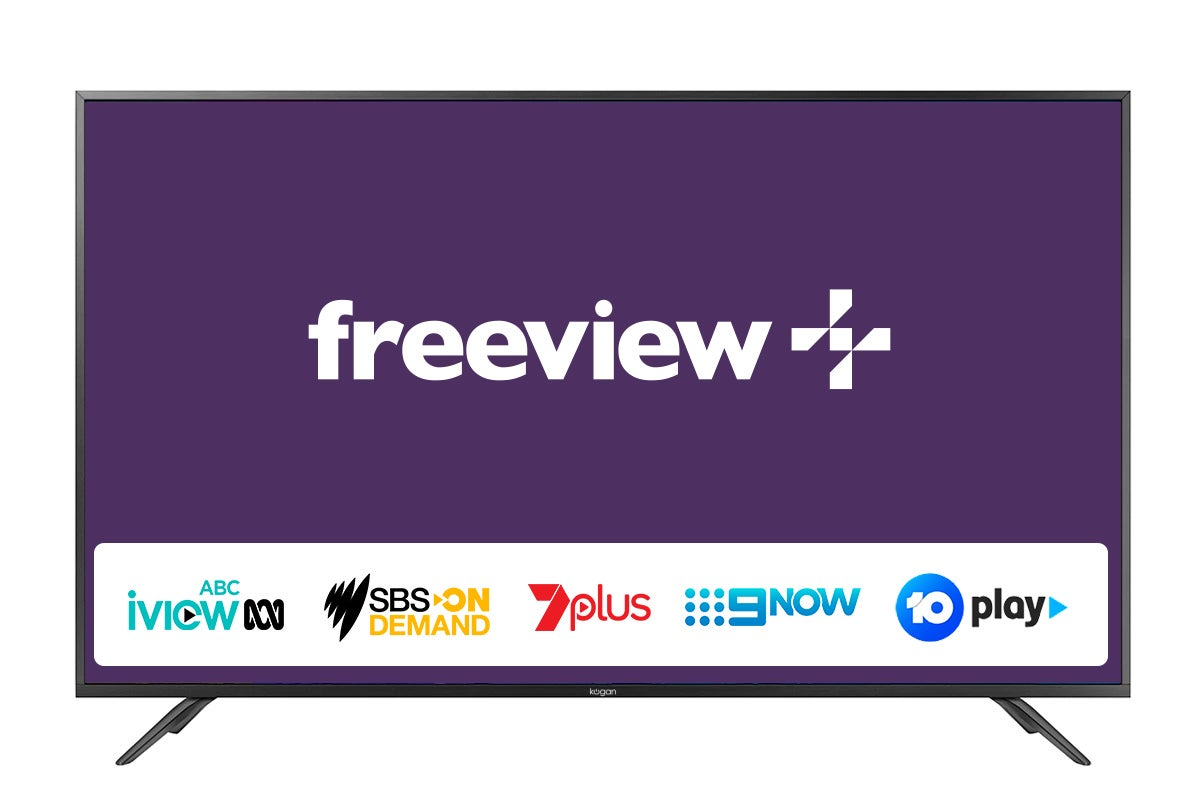 Catch up with Freeview