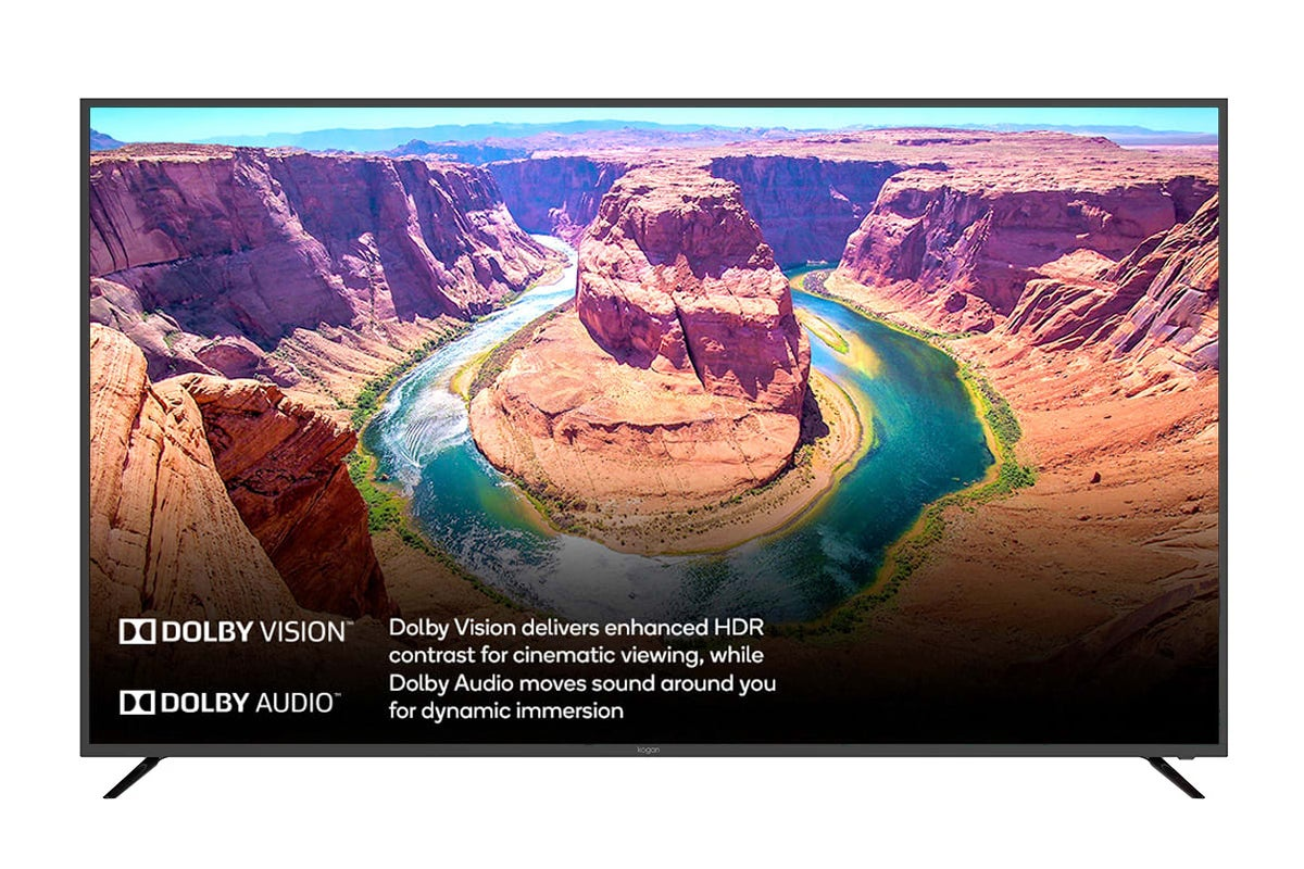 Dolby Vision & Audio
