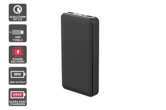 Kogan 20000mAh 18W Textured Power Bank with QC 3.0