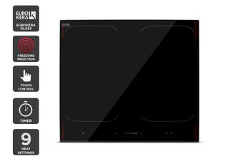 Kogan Dual Freezone Induction Cooktop (60cm)