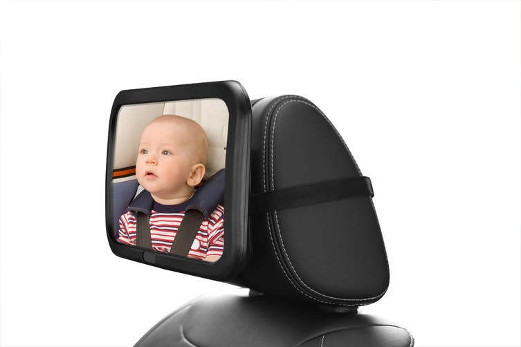 Car Back Seat Baby Mirror