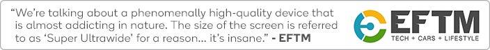 EFTM Kogan QLED 49″ Curved 144Hz Monitor Review