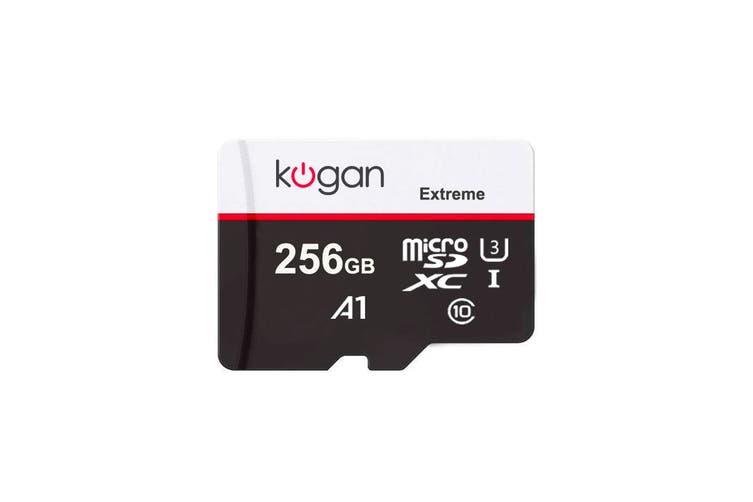 Kogan Extreme 256GB Micro SD Card