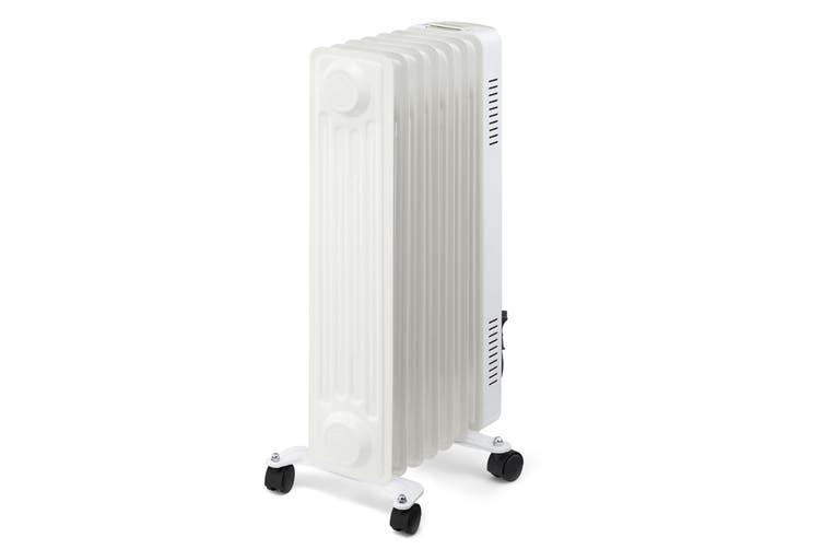 Kogan Premium 1500W 7Fin Oil Heater with Timer