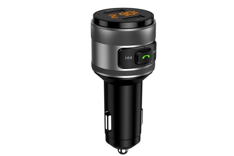 Kogan Premium Wireless Car Bluetooth FM Transmitter