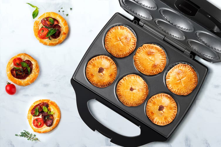 Kogan 6 Mini Pie Maker