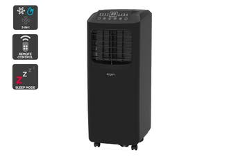 ​Kogan 2.9kW Portable Air Conditioner (10,000 BTU, Black)