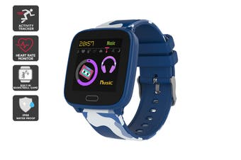 Kogan Play+ Kids' Smart Watch (Blue)