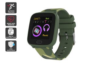 Kogan Play+ Kids' Smart Watch (Green)