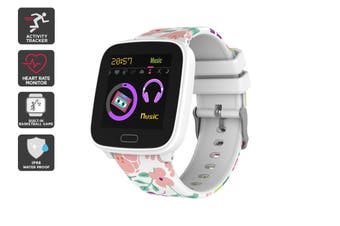 Kogan Play+ Kids' Smart Watch (White)