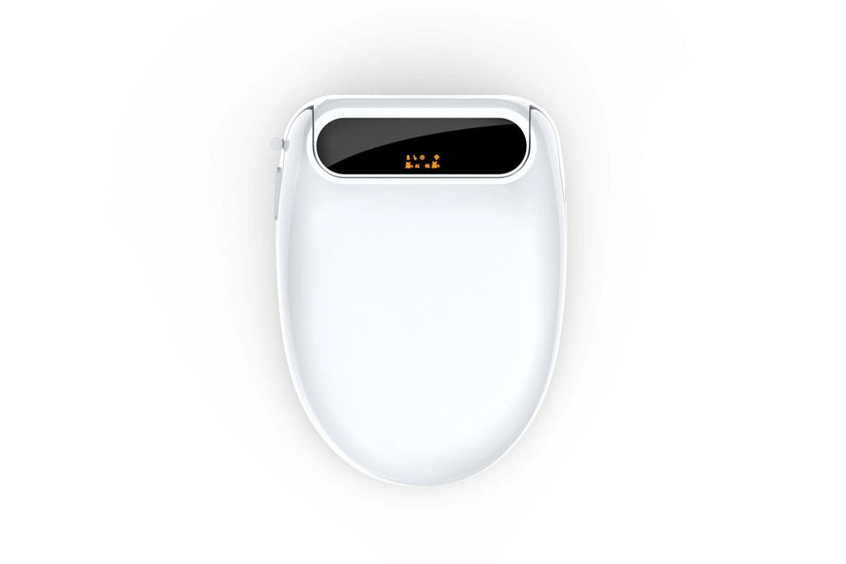 Kogan Premium Smart Wash & Dry Remote Control Electric Bidet Toilet Seat - Afterpay & Zippay Available