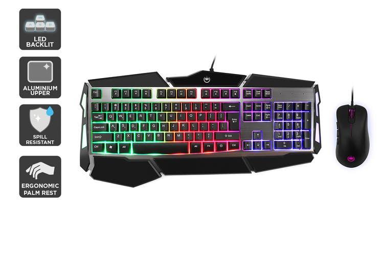 Kogan G9 RGB Gaming Keyboard & Mouse Combo