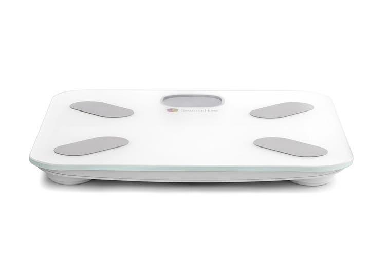 Kogan SmarterHome™ Wi-Fi Body Composition Smart Scale (White)