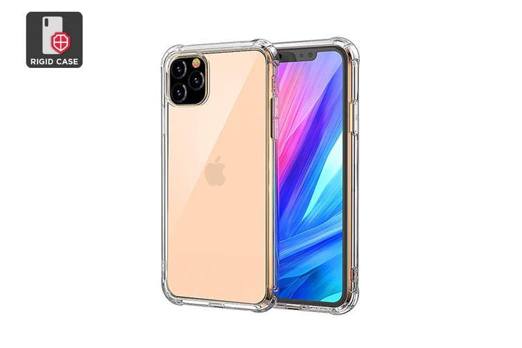 iPhone 11 Pro Max Shockproof Clear Case