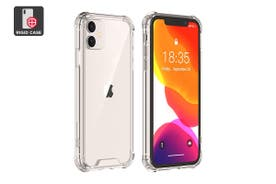 iPhone 11 Shockproof Clear Case