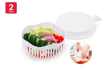 Kogan Instant Salad Maker (2 Pack)