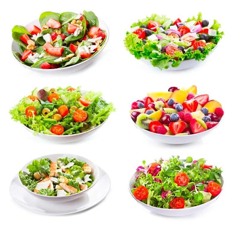 6 Salads