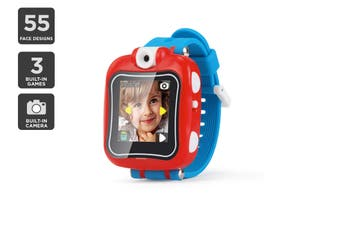 Kids' Smart Watch (Red)