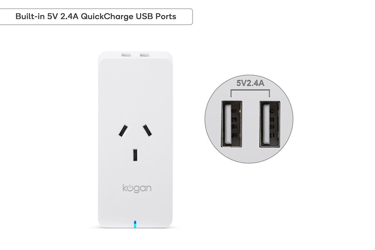 Kogan Energy Meter & USB