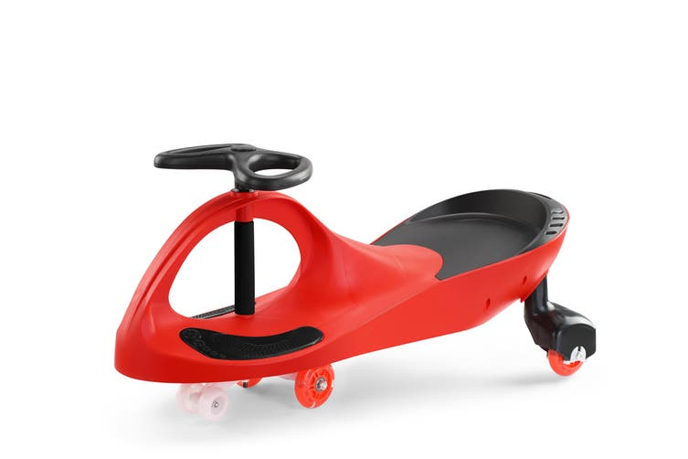 Kids Swing Car (Red)