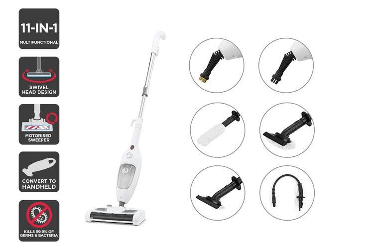 Kogan 11-in-1 Steam Mop Sweeper