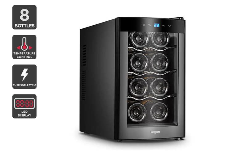 Kogan Premium 8 Bottle Thermoelectric Wine Cooler