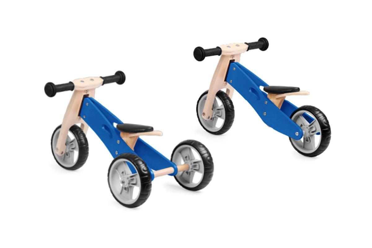 Two & Three Wheel Configurations