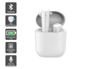 Kogan W8 II True Wireless Earphones (White)