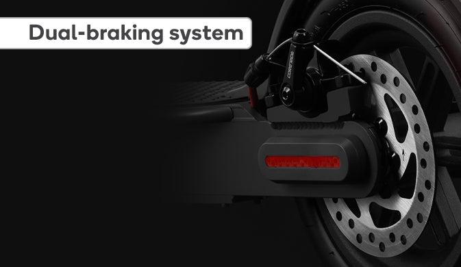 Dual Braking System