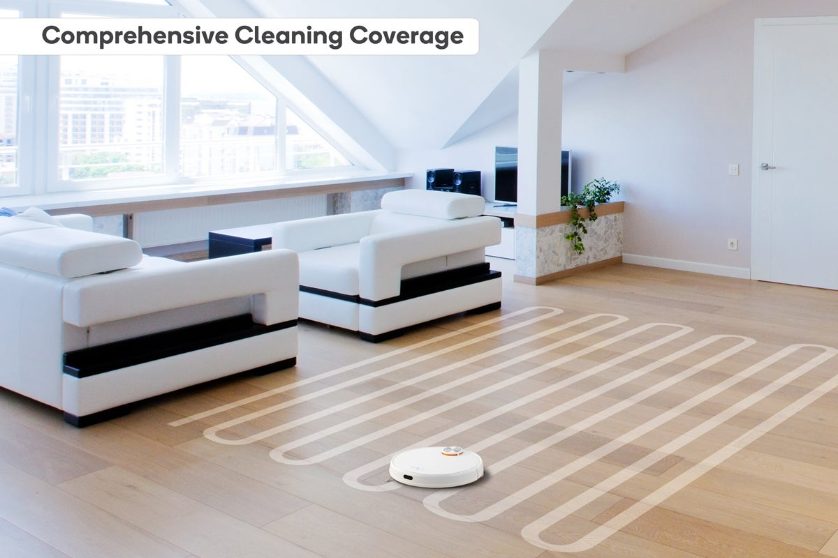 Comprehensive Cleaning Coverage