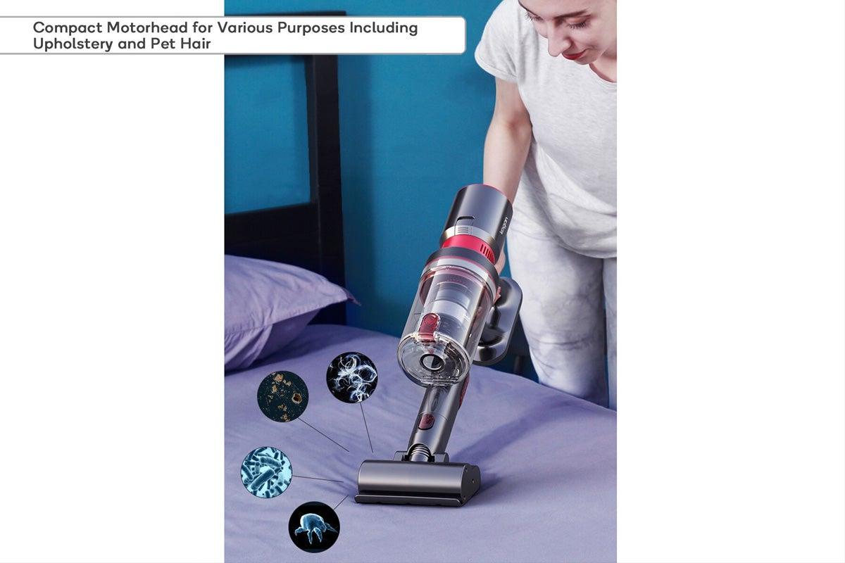 Multi-Purpose Vacuuming