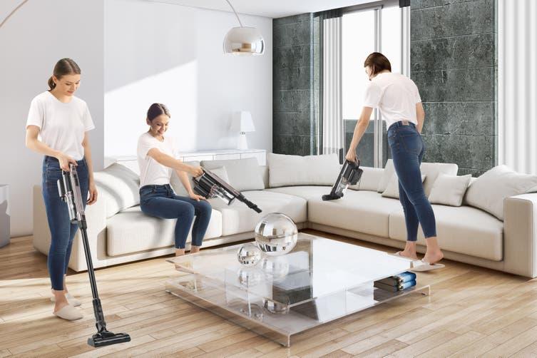 Kogan C8 Pro Cordless 18.5V Stick Vacuum Cleaner