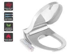 Kogan Smart Wash & Dry Electric Bidet Toilet Seat