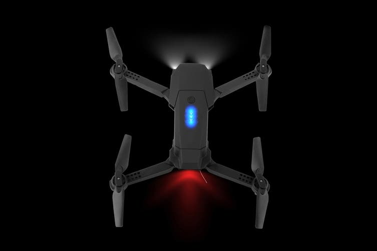Foldable Zenith Drone with FPV Wi-Fi Camera